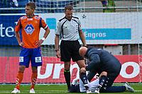 08.07.2012, Tippeligaen, Color Line stadio, Eliteserien, Aafk - Viking, Foto: Kenneth Hjelle Digitalsport