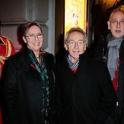 NLD/Amsterdam/20111222 - Wintercircus 2011 Carre, Karel de Rooij en partner met Peter de Jong