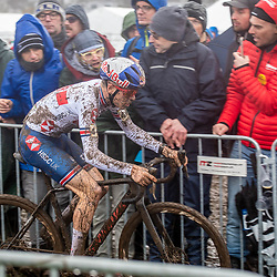 20190201: UCI CX Worlds : Dübendorf: Tom Pidcock managed to gain the silver medal