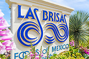 Las Brisas Foods of Mexico Signage