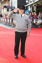 Licensed to London News Pictures. Simon Greenall, Alan Partridge: Alpha Papa World Film Premiere, Vue West End cinema Leicester Square, London UK, 24 July 2013. Photo credit: Richard Goldschmidt/LNP