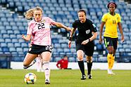 Scotland Women v Jamaica Women 280519