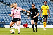 Scotlands Erin CUTHBERT (Chelsea FCW (ENG)) during the International Friendly match between Scotland Women and Jamaica Women at Hampden Park, Glasgow, United Kingdom on 28 May 2019.