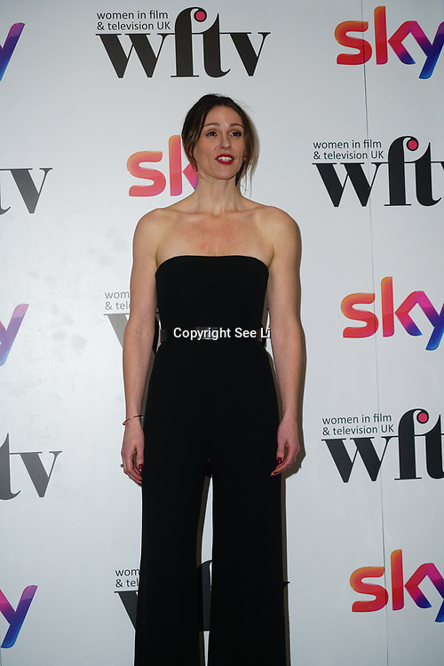 London Hilton, Park lane, England, UK. 1st December 2017. Suranne Jones  attends the Sky Women in Film and TV Awards.