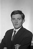 1965 Photo of Mr. Cullen