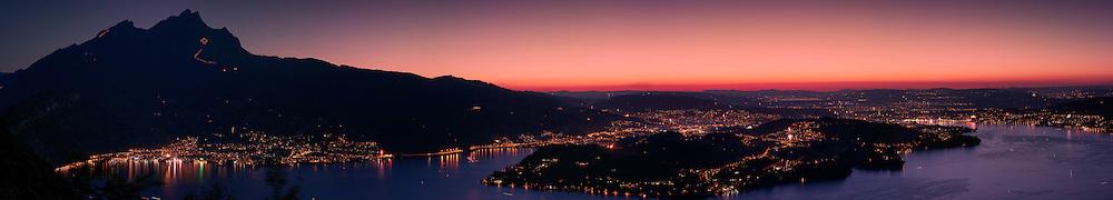 Pilatus-Horw-Luzern, Switzerland