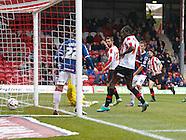 Brentford v Carlisle United 101112