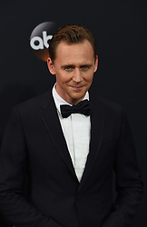 September 18, 2016 - Los Angeles, CA, USA - Tom Hiddleston arrives at the 68th Annual Emmy Awards at the Microsoft Theater in Los Angeles, California on Sunday, September 18, 2016. (Credit Image: © Michael Owen Baker/Los Angeles Daily News via ZUMA Wire)