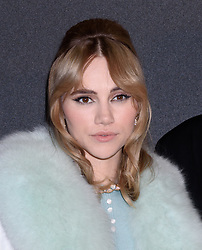 BVLGARI Tribeca Film Festival Screening The Conductor and the Litas iPIC Theater, NY. 26 Apr 2018 Pictured: Suki Waterhouse. Photo credit: RCF / MEGA TheMegaAgency.com +1 888 505 6342