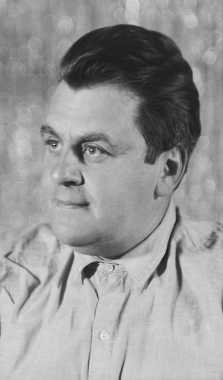 Hans Behrendt, director, actor, writer, 1929