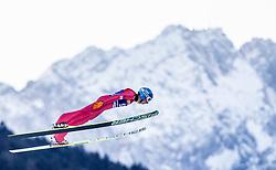 31.12.2013, Olympiaschanze, Garmisch Partenkirchen, GER, FIS Ski Sprung Weltcup, 62. Vierschanzentournee, Qualifikation, im Bild Krzysztof Biegun (POL) // Krzysztof Biegun (POL) during qualification Jump of 62nd Four Hills Tournament of FIS Ski Jumping World Cup at the Olympiaschanze, Garmisch Partenkirchen, Germany on 2013/12/31. EXPA Pictures © 2014, PhotoCredit: EXPA/ JFK