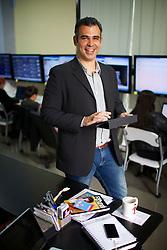O jornalista e social menager, Thiago Ribeiro. FOTO: Jefferson Bernardes/Preview.com
