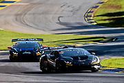 September 4-6, 2020. Lamborghini Super Trofeo, Road Atlanta: Race 2, 53 Shelby Blackstock, Wayne Taylor Racing, Lamborghini Greenwich, Lamborghini Huracan Super Trofeo EVO