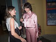 EKATERINA KOZINA; NICOLA TOGNERI, Royal Academy of Arts Summer Party. Burlington House, Piccadilly. London. 7June 2017