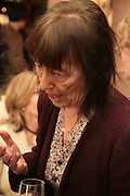 Beryl Bainbridge, Oldie of the Year Awards. Simpsons-in-the-Strand. London. 13 March 2007.  -DO NOT ARCHIVE-© Copyright Photograph by Dafydd Jones. 248 Clapham Rd. London SW9 0PZ. Tel 0207 820 0771. www.dafjones.com.