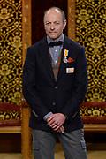 Officiele Huldiging van de Olympische medaillewinnaars Sochi 2014 / Official Ceremony of the Sochi 2014 Olympic medalists.<br /> <br /> Op de foto: schaats-coachs Gerard Kemkers