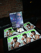 Atmosphere at The Jamie Foxx's Album Release Party for Intuition, Sponsored by Vibe Magazine & Patron Tequila held at Home on December 17, 2008 in New York City..