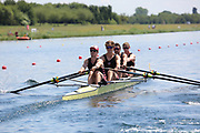 Race: 39  Event: Coxless Fours - Championship - Final<br /> <br /> National Schools Regatta 2018<br /> Sunday<br /> <br /> To purchase this photo, or to see pricing information for Prints and Downloads, click the blue 'Add to Cart' button at the top-right of the page. The Metropolitan Regatta 2018 The Metropolitan Regatta 2018