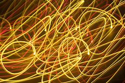 Strange Swirly effects at the Cropredy Festival  Fairport's Cropredy Convention  2005