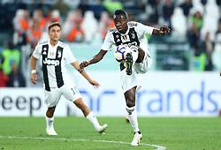 September 26, 2018 - Turin, Italy - Juventus v Bologna - Serie A .Blaise Matuidi of Juventus in action at Allianz Stadium in Turin, Italy on September 26, 2018. (Credit Image: © Matteo Ciambelli/NurPhoto/ZUMA Press)