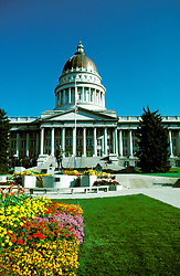 Utah: Salt Lake City, Capitol building, photo: utsalt103  .Photo copyright Lee Foster, www.fostertravel.com, 510/549-2202, lee@fostertravel.com