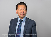 Corporate Portrait of Chief Executive by Noel Hillis Photography