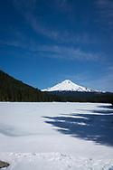 Trillium Lake, Mount Hood National Forest, Oregon