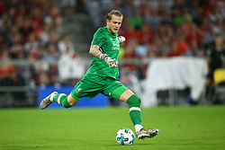 August 1, 2017 - Munich, Germany - Loris Karius of Liverpool during the second Audi Cup football match between FC Bayern Munich and FC Liverpool in the stadium in Munich, southern Germany, on August 1, 2017. (Credit Image: © Matteo Ciambelli/NurPhoto via ZUMA Press)