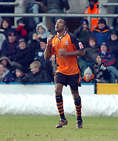 Photo: Kevin Poolman.<br />Crystal Palace v Ipswich Town. Coca Cola Championship. 18/03/2006. Ricardo Fuller celebrate's his goal.