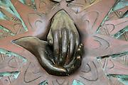 religious art at the Basilica of San Francesco Assisi, Umbria, Italy