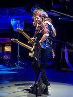 Ronnie Wood and Keith Richards of the Rolling Stones in December 2012.