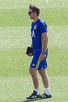 Julen Lopetegui during the training of the spanish national football team in the city of football of Las Rozas in Madrid, Spain. August 28, 2017. (ALTERPHOTOS/Rodrigo Jimenez)