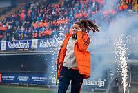 Den Bosch - Rabo fandag 2019 . hockey clinics met de spelers van het Nederlandse team. opkomst van international Lidewij Welten (Ned) .   COPYRIGHT KOEN SUYK