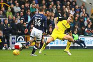 Millwall v Burton Albion 041117