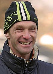 Matjaz Zupan at Slovenian National Championship in Ski Jumping on February 12, 2008 in Kranj, Slovenia . (Photo by Vid Ponikvar / Sportal Images).