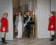 New Years Reception for The Diplomatic Corps, 05-01-2016