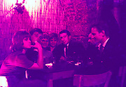 Young people in bar or nightclub, Aposteleker, Vienna, Austria, early 1960s