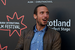 On the red carpet during the Edinburgh International Film Festival Premier of Daphne at Cineworld, Nico Mensinga, Friday 23rd June 2017(c) Brian Anderson | Edinburgh Elite media