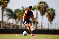Callum O'Dowda of Bristol City shoots during training - Mandatory by-line: Matt McNulty/JMP - 18/07/2017 - FOOTBALL - Tenerife Top Training Centre - Costa Adeje, Tenerife - Pre-Season Training