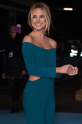 """Kimberley Garner attends the European premiere for """"Eddie the Eagle at Odeon Leicester Square in London, 17.03.2016. EXPA Pictures © 2016, PhotoCredit: EXPA/ Photoshot/ Euan Cherry<br /> <br /> *****ATTENTION - for AUT, SLO, CRO, SRB, BIH, MAZ, SUI only*****"""