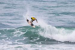 Chippa Wilson (AUS) surfing in Qualifying Round 2 Heat 3 of the WSL Redbull Airborne event in Hossegor, France.