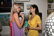 AMBER LEBON; YASMIN MILLS, Royal Academy Summer exhibition party. Piccadilly. 7 June 2016