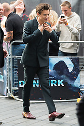 July 13, 2017 - London, England, United Kingdom - HARRY STYLES at the 'Dunkirk' London Premiere.  (Credit Image: © Ray Tang/London News Pictures via ZUMA Wire)