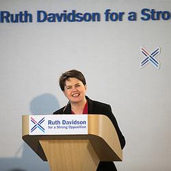 Scottish Conservative conference 2016