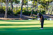 Pedro Oriel (ESP) during previews of the Challenge Tour Grand Final 2020, T-Golf & Country Club, Palma, Balearic Islands. 18/11/2020<br /> Picture: Golffile | Phil Inglis<br /> <br /> <br /> All photo usage must carry mandatory copyright credit (© Golffile | Phil Inglis)