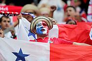 Fan of Panama during the 2018 FIFA World Cup Russia, Group G football match between England and Panama on June 24, 2018 at Nizhny Novgorod Stadium in Nizhny Novgorod, Russia - Photo Tarso Sarraf / FramePhoto / ProSportsImages / DPPI