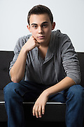 Actor Tyler Alvarez