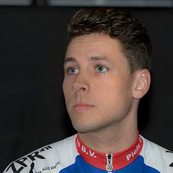 19-02-2016: Wielrennen: Teampresentatie Cyclingteam Jo Piels: Venray  <br />VENRAY (NED) wielrennen<br />In de Witte Hoeve in Venray werd het cyclingteam Jo Piels gepresenteerd. De ploeg was in 2015 een van de uitblinkers in de topcompetitie. Jeff Vermeulen was in 2015 goed voor een aantal overwinningen in klassiekers.