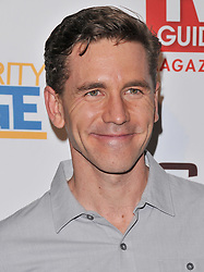 Brian Dietzen arrives at the TV Guide Magazine and CBS Celebrate Mark Harmon Cover & 15 Seasons Of NCIS held at the River Rock at Sportsmen's Lodge in Studio City, CA on Monday, November 6, 2017. (Photo By Sthanlee B. Mirador/Sipa USA)