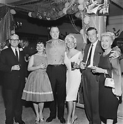 Y-620916-10-11. Oregon Restaurant Association first annual convention, Hotel Gearhart, Surfside Motel. September 16/17/18, 1962